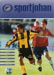 Fotboll 2001