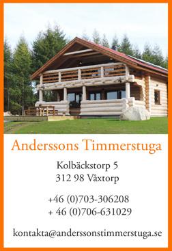 Nyopført rummelig stuga, feriehus, hytte/sommerhus til leje att hyra i Vallåsen, Hallandsåsen Laholm i Halland.  Perle med jacuzzi, på stor naturgrund - uden naboer