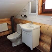Toalett övervåningen