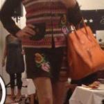 Tuff outfit från Savage, kavaj och kjol