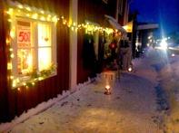 Butiken i juletid