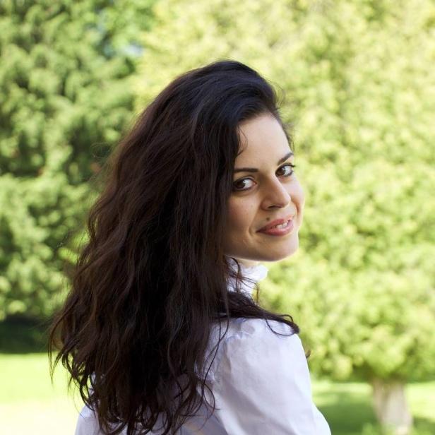 Zlata Zhochieva- foto erhållet av artisterna