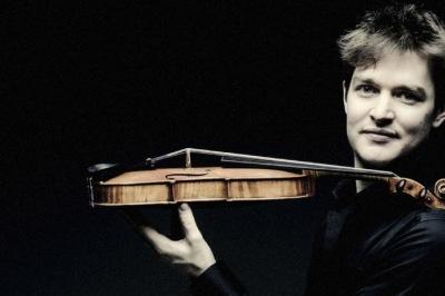Hugo Ticciati - foto erhållet av artisten