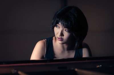Claire Huangci - foto erhållet av artisten