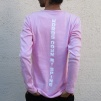 Long sleeve printed sweater