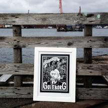 Göteborg - Print 30x40