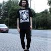 T-shirt: Göteborg Black