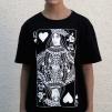 T-shirt: Queen Of Hearts