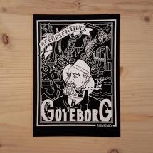 Postcard: Representing Göteborg