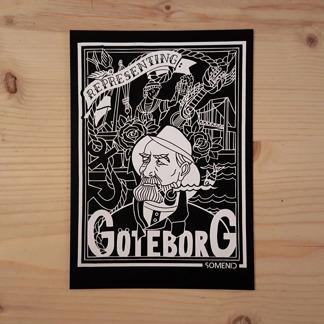 Postcard: Representing Göteborg - Postcard