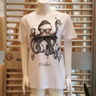 T-shirt: Bläskfisk, All-Elin - T-shirt Bläskfisk XL