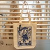 Somenid Totebag: Representing Göteborg - Gbg bag - OFFWHITE