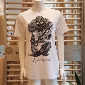 T-shirt All-Elin: Rocker Spaniel
