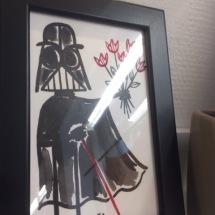Ingrid Darth Vader