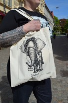 Tote bag - Eletant, All-Elin