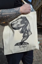Tote bag - Kaskeflott, All-Elin