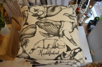 Cushion cover: Kuddfodval