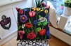 Cushion cover: Wicked Vicious Flowers - Cushion cover: Vicious flowers