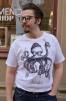 T-shirt: Bläskfisk, All-Elin - T-shirt Bläskfisk XXXL