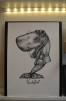 Print: Kaskeflott - A3, 29,7x42 cm