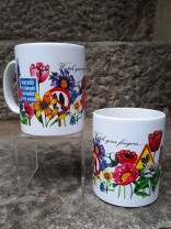 Mug: Wicked Flowers