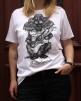 T-shirt: Rocker Spaniel, All-Elin - Rocker Spaniel XXL
