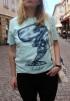 T-shirt: Kaskeflott, All-Elin - Size XXXL