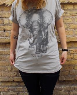 T-shirt: Eletant, All-Elin - Eletant XS