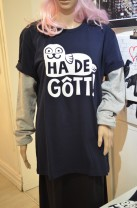 T-shirt: Ha de gôtt! All-Elin