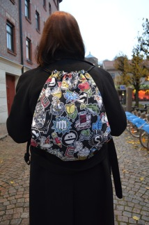 Gymbag: Stickers, Somenid - Gymbag Stickers