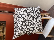 Cushion cover: Smileys