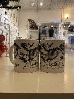 Robyn's mugs