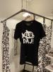 T-shirt: Flô Daj! Svart - T-shirt Flô daj! Black: 3XL