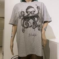 T-shirt: Bläskfisk, All-Elin