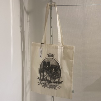 Totebag: The Royal Bearnadottes -