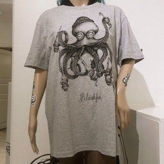 T-shirt: Bläskfisk, All-Elin - T-shirt Bläskfisk XS