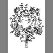 Print: Flowervenus