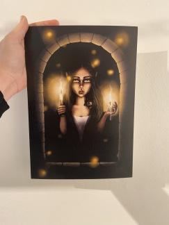 Print: Ljusbärare