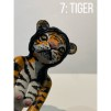 Djurkvinna 7: Tiger