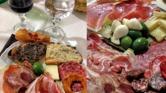 Resa till kungens Italien, lokala recept