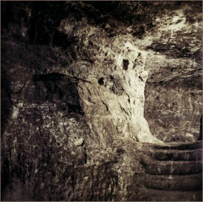 Kung Davids förlorade i grav i Jerusalem. Var?