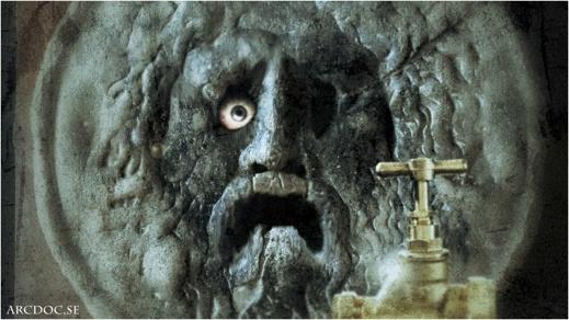 Dåligt vatten - romarrikets fall