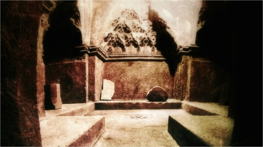 Upptäckt av gravar
