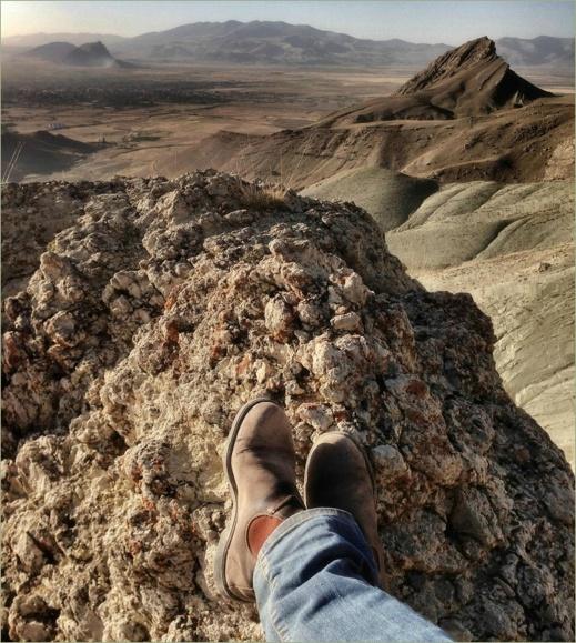 Tankar kring Bibeln, Noa och arken i Ararats berg