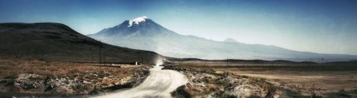 Berget Ararat och legenden om Noas Ark