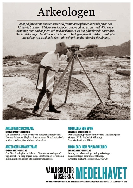 Medelhavsmuseet Arkeologen