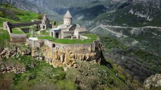 Resa till Armenien, Tatevklostret