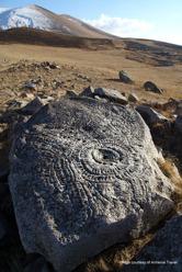 Resa, Noas Land vid Ararat
