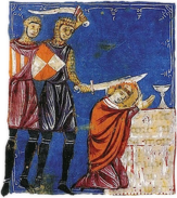 Mordet på ärkebiskop Becket