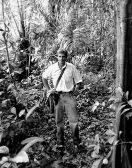 Richard Holmgren, Amazonas i Bolivia
